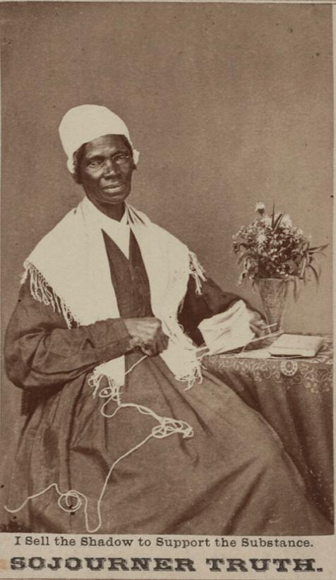 Sojourner Truth Portrait