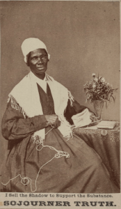 Sojourner Truth Portrait