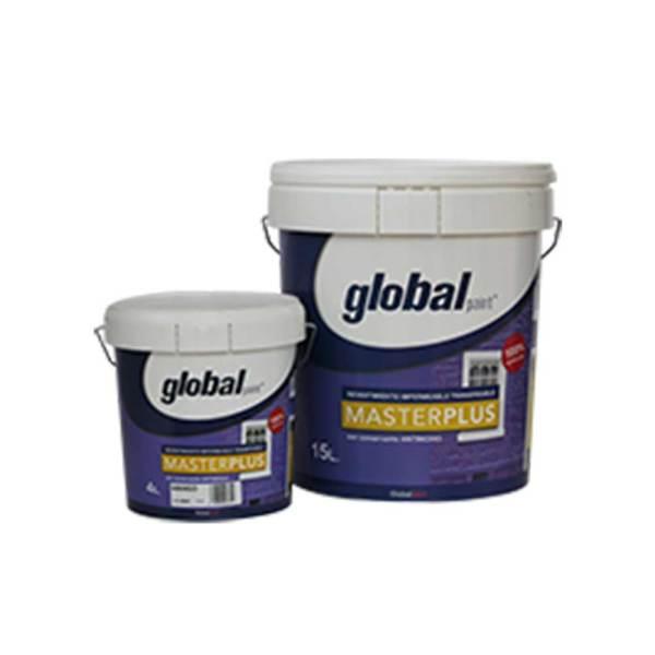Globalwall Masterplus Revetimiento Fachadas Mate en Colores