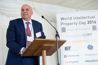 Dr Anthony Tridico, Managing Partner, Finnegan Europe LLP