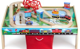 Ryan's World 50-Piece Planes, Trains & Auto Play Table Set Save $129.99 Walmart Deals