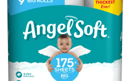 $2.49 Angel Soft Bath Tissue Walgreens Deals #deannasdeals