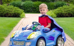 PJ Masks Cat Car Powered Ride On Car #walmartdeals #deannasdeals