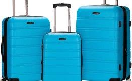 Rockland Luggage $116.90 3 Piece Set Save 76% Amazon Deals #deannasdeals