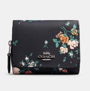 Coach Rose Wallet
