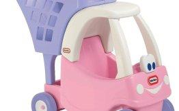 Little Tikes Princess Cozy Shopping Cart $29.99 Walmart Online