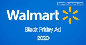 Walmart Black Friday Ad 2020!