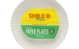 $.99 Paper Plates or Foil At Walgreens
