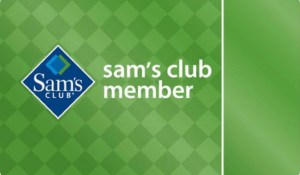 Sign Up For A Sam's Club Membership Get A $45 Gift Card! It's Like A Free Membership!