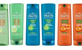 $1.00 Garnier Fructis Hair Care At Walgreens!