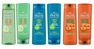 $1.00 Garnier Fructis Hair Care At Walgreens!