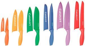 Cuisinart Knife Set $14.99 At Best Buy!