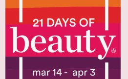 Ulta 21 Days of Beauty #AmySaves