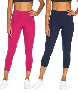 2-Pack Capris by Bally Total Fitness $14.00!