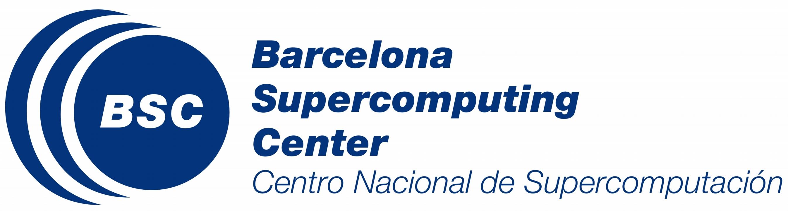 Logo Barcelona Supercomputing Center