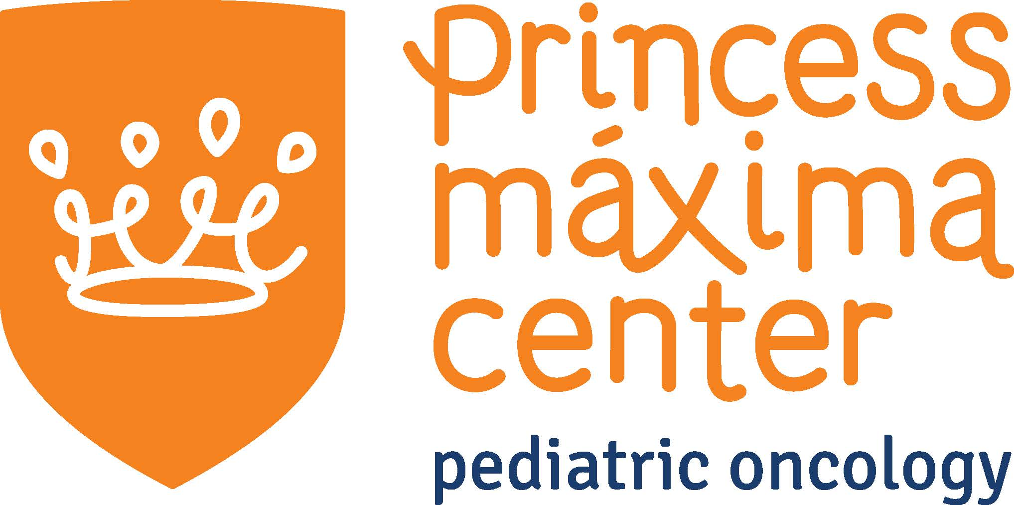 Logo Princess Máxima Center pediatric oncology