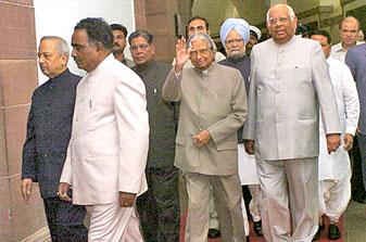 The Former Prez Of India