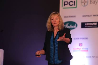 Dr. Dini Miller from Virginia Polytechnic and State University, USA