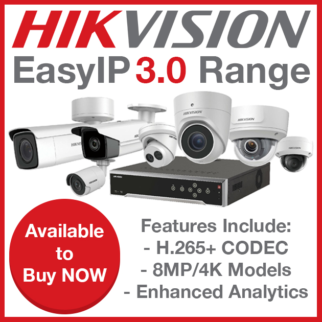 Hikvision, EasyIP, 3.0
