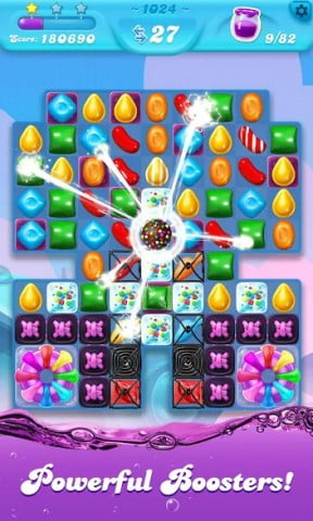 candy crush soda saga game for android