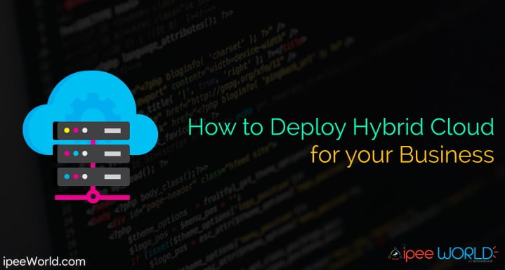 Deploy Hybrid Storage For Your Business And Why You Shouls