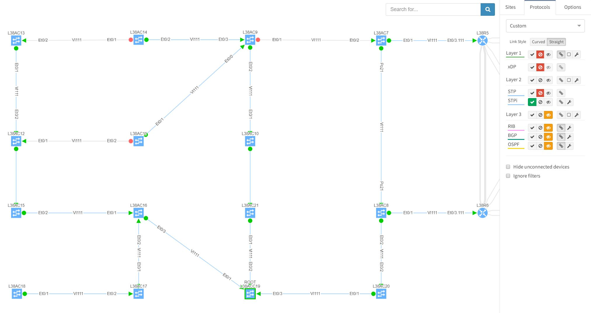 Network Topology Mapping Amp Visualization
