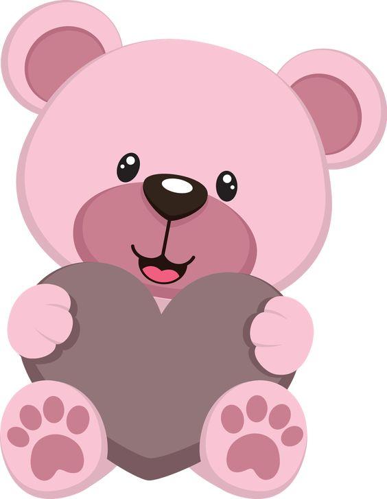 Ursinho colorindo lindo de de mais