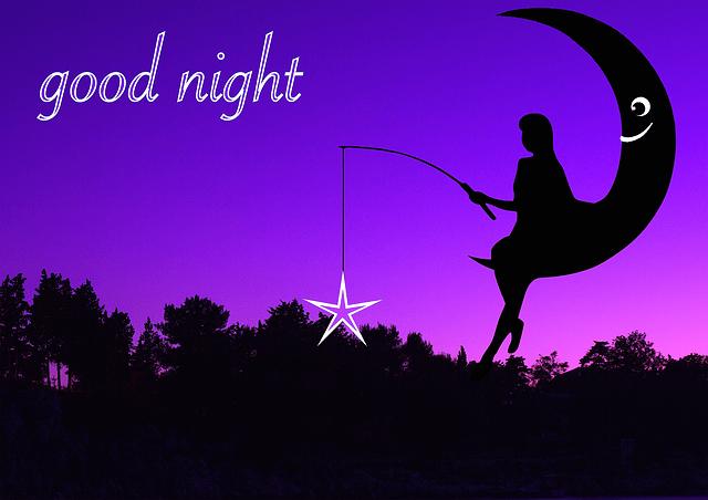 32 Imagens com mensagens de boa noite para ter uma bela noite especial