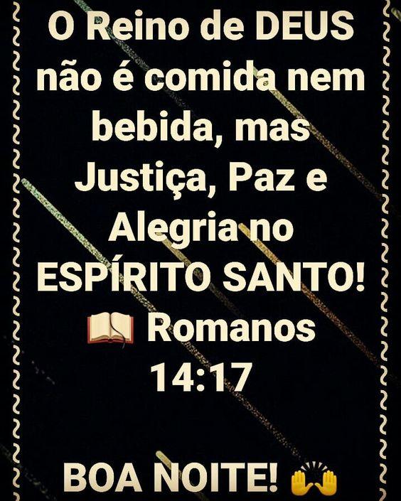 Romanos 14:17