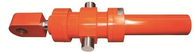 Trunnion Mounting for Hydraulic and Pneumatic Cylinder