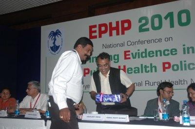 Amarjeet Sinha-EPHP 2010