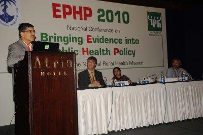 EPHP 2010 Speaker
