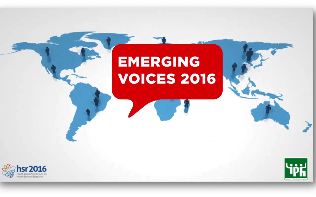Erlyn Macarayan – What it is to be an Emerging Voice?
