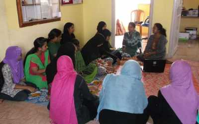 How Training as Community Health Workers Helped These 6 Women Fight Domestic Abuse and Neglect