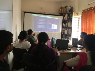 Public health seminar- 14th April