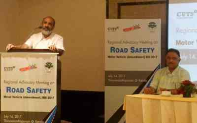 Regional road safety meeting