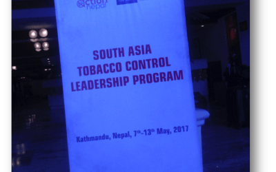 South Asia Tobacco Control Leadership Program