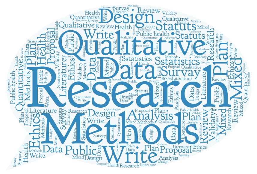 Research methods seminar series – 2