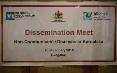 NCD Dissemination Meet