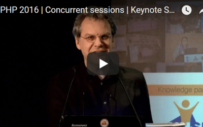 EPHP 2016 | Concurrent sessions | Keynote Speaker | Bruno Marchal