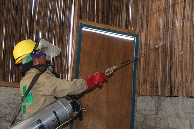 Understanding the Impact of Indoor Residual Spraying through the lenses of Indian Legal framework