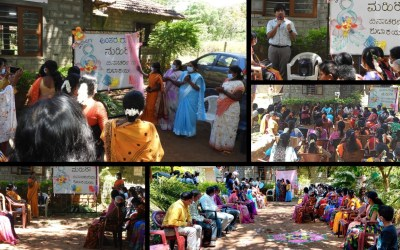 Women's day celebration at IPH field station