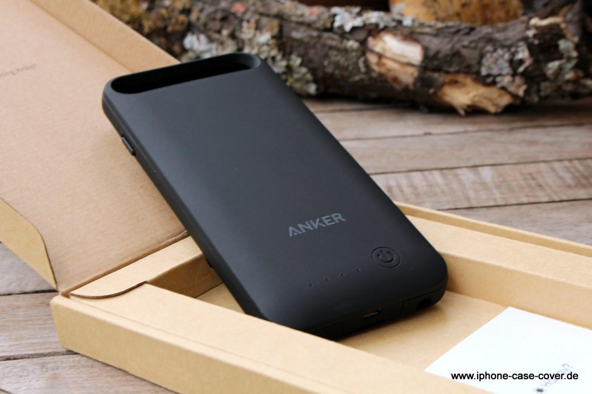 Externer Akku Hülle Battery Case für Apple iPhone 6