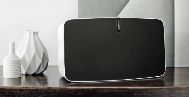 Trueplay Sonos Play5