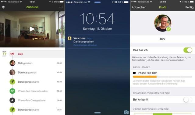 Netatmo welcome App Screenshots