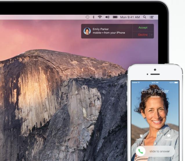 OS X Yosemite schlägt Brücke zu iOS