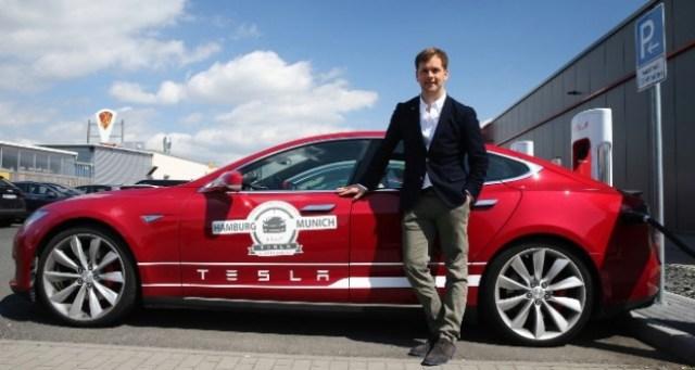 Philipp Schröder Tesla