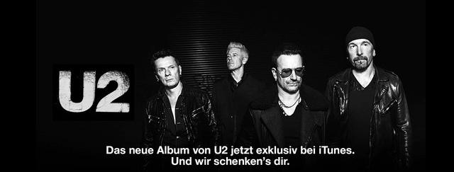 U2 Album iTunes