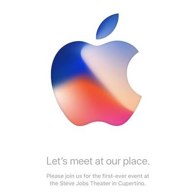 新型iPhone発表イベントは9月12日開催!発売日は22日の模様