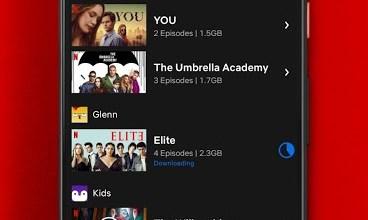 تنزيلات Netflix من أجلك متاح الآن على نظام Android عالميًا